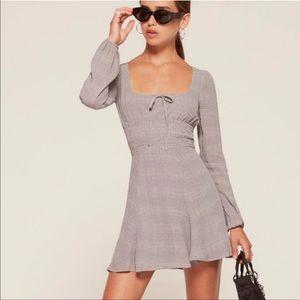 reformation wilder dress